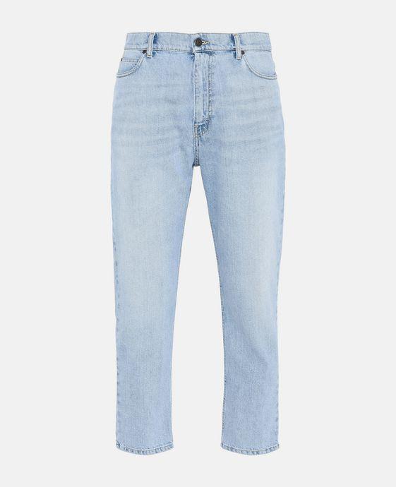 STELLA McCARTNEY MEN Bleached Denzel Carrot Jeans Men Tapered U c