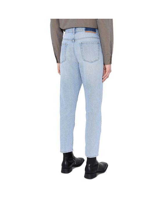 STELLA McCARTNEY MEN Bleached Denzel Carrot Jeans Men Tapered U g