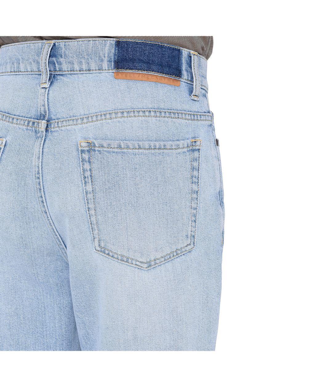 Bleached Denzel Carrot Jeans - STELLA McCARTNEY MEN