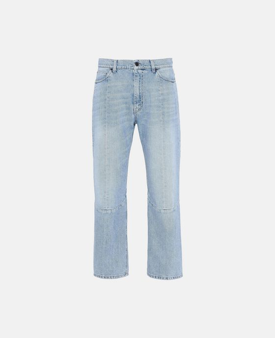 STELLA McCARTNEY MEN Pete Denim Pants    Men Tapered U c