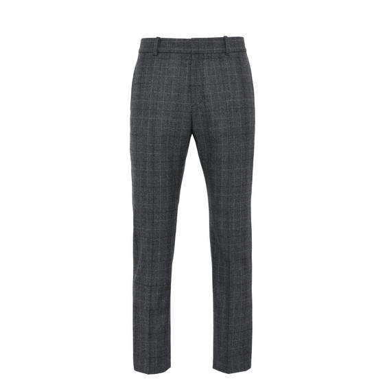 Grey Check Tailored Pax Trousers