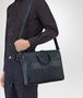 BOTTEGA VENETA DENIM NAPPA BRIEFCASE Business bag U lp