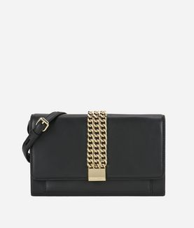 KARL LAGERFELD K/CHAIN CLOSURE CLUTCH