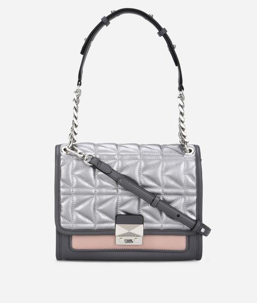 KARL LAGERFELD K/Kuilted Multi Handbag 12_f