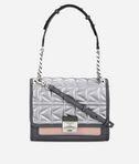 KARL LAGERFELD K/Kuilted Multi Handbag 8_f