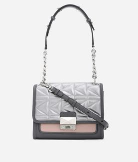 KARL LAGERFELD K/KUILTED MULTI MINI HANDBAG