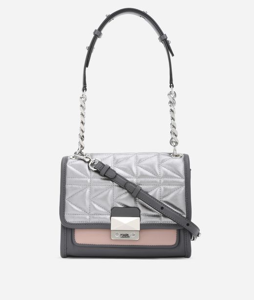KARL LAGERFELD K/Kuilted Multi Mini Handbag 12_f