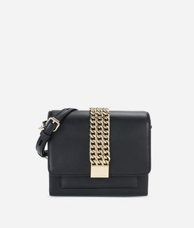 KARL LAGERFELD K/CHAIN CLOSURE MINI CROSSBODY