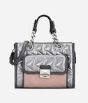KARL LAGERFELD K/Kuilted Multi Mini Tote 8_f