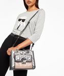 KARL LAGERFELD K/Kuilted Multi Mini Tote 8_r