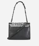KARL LAGERFELD K/Kuilted Tweed Handbag 8_d