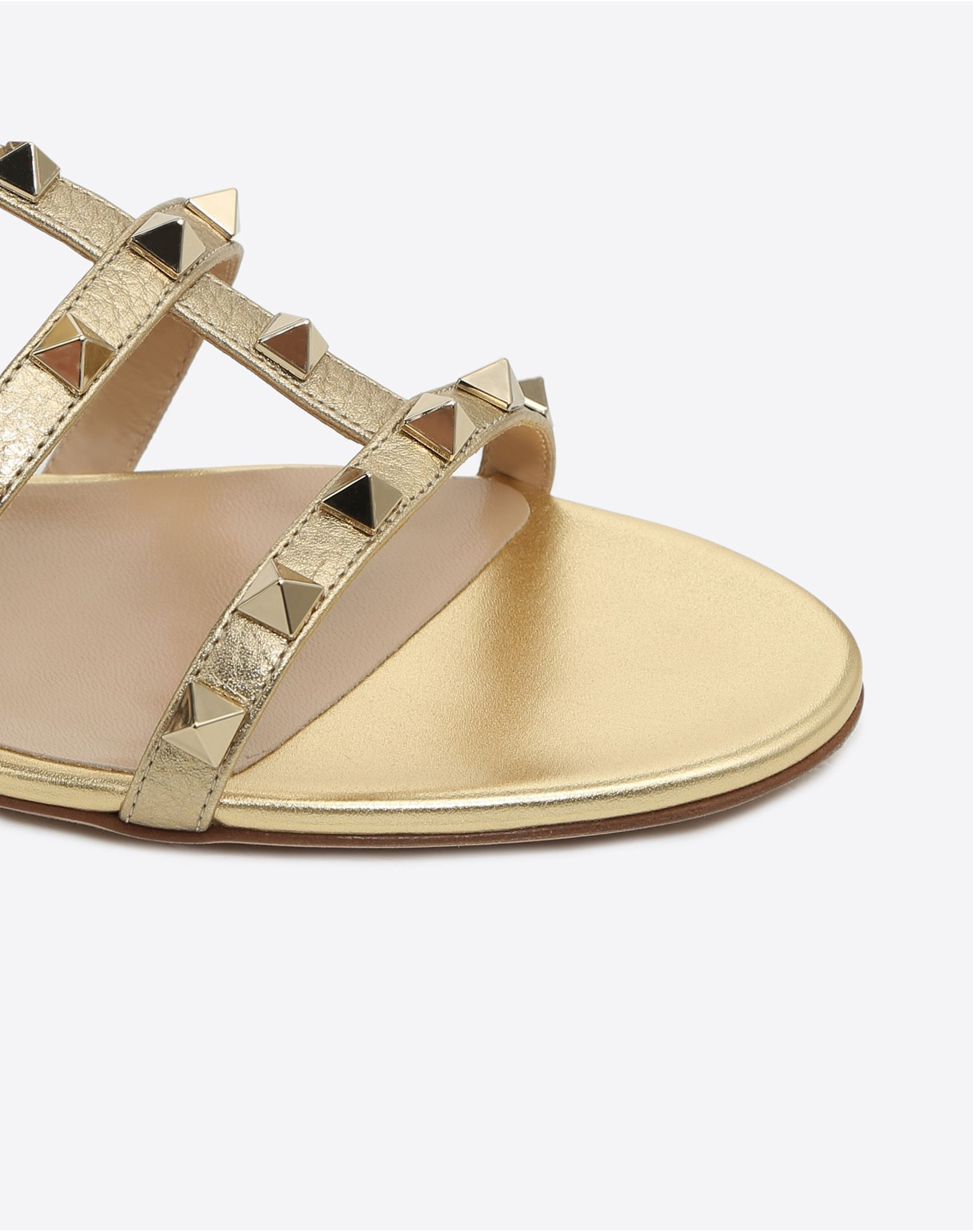 VALENTINO GARAVANI Rockstud slide sandal SLIDE SANDAL D b