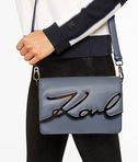 K/Metal Signature Shoulderbag