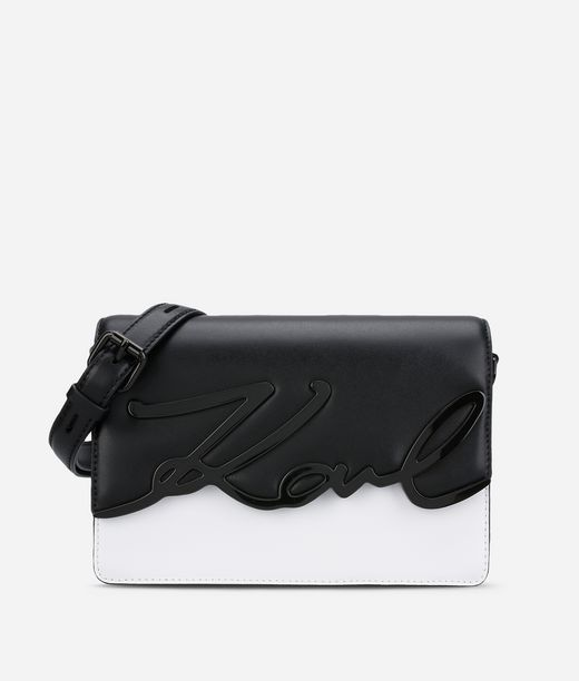 KARL LAGERFELD K/Metal Signature Shoulderbag 12_f