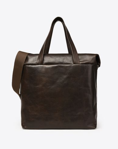 MAISON MARGIELA 11 Tote U Calfskin sailor bag f