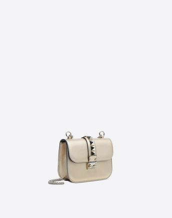 VALENTINO SINGLE HANDLE BAGS D Candystud Top Handle Bag r