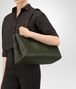 BOTTEGA VENETA LARGE TOTE BAG IN MOSS INTRECCIATO NAPPA LEATHER Top Handle Bag D ap