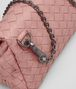 BOTTEGA VENETA MESSENGER BAG IN BOUDOIR INTRECCIATO NAPPA Crossbody bag Woman ep