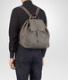 BOTTEGA VENETA BACKPACK IN STEEL CERVO Messenger Bag Man ap