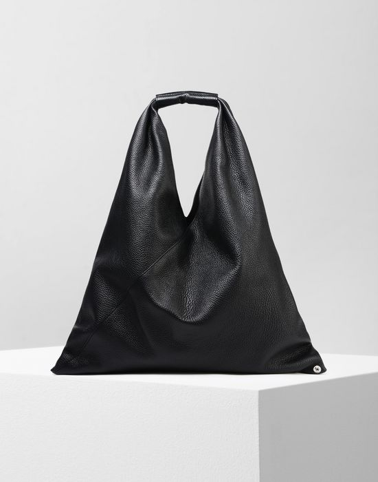 MM6 MAISON MARGIELA Japanese calfskin medium bag Handbag [*** pickupInStoreShipping_info ***] f