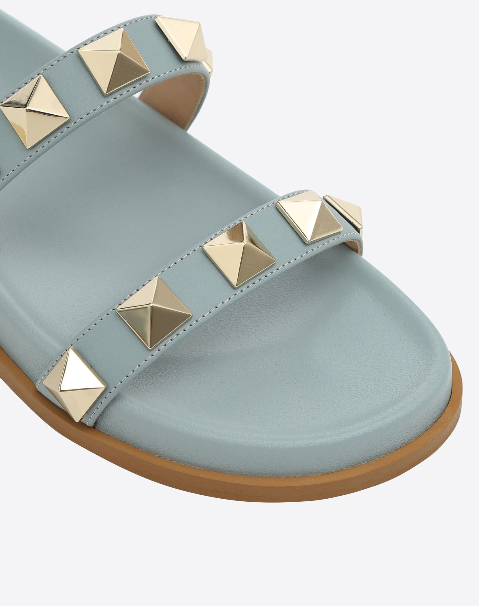 VALENTINO GARAVANI 拖鞋式平底凉鞋 拖鞋式凉鞋 D b