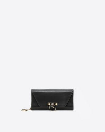 VALENTINO Shoulder bag D Demilune Small Cross Body Bag f