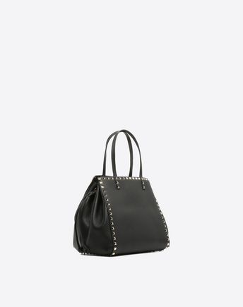 VALENTINO GARAVANI SINGLE HANDLE BAGS D Candystud Top Handle Bag r