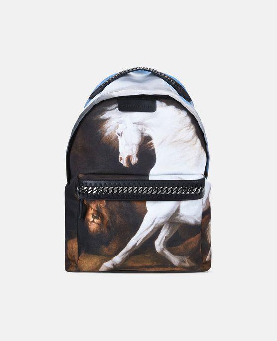STELLA McCARTNEY Stubbs Falabella Go Backpack Backpacks D c