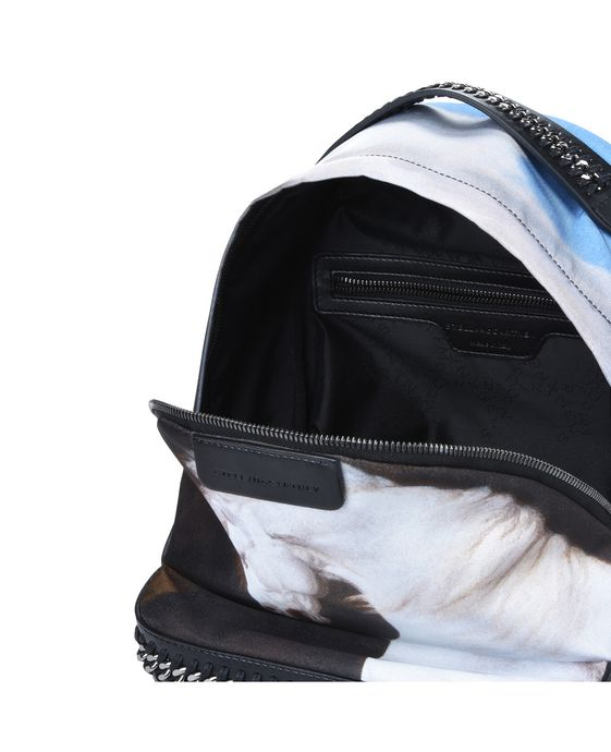 STELLA McCARTNEY Stubbs Falabella Go Backpack Backpacks D g