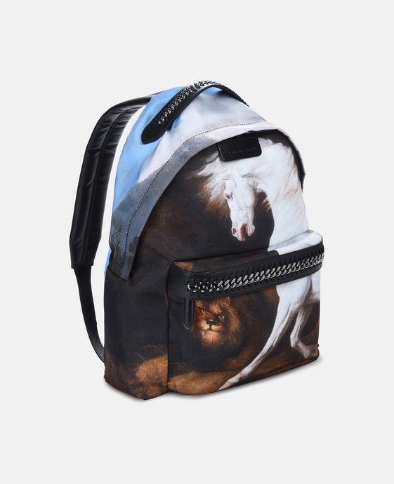 STELLA McCARTNEY Stubbs Falabella Go Backpack Backpacks D h
