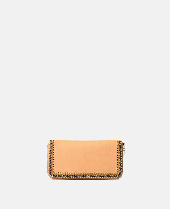 Honey Falabella Shaggy Deer Continental Wallet