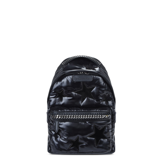 Black Stars Falabella Go Backpack