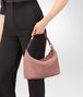 BOTTEGA VENETA SMALL SHOULDER BAG IN BOUDOIR INTRECCIATO NAPPA LEATHER Shoulder Bag Woman lp