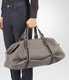 BOTTEGA VENETA DUFFEL BAG IN STEEL CERVO Luggage E ap