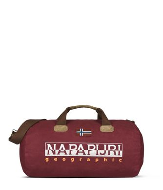 NAPAPIJRI BERING  TRAVEL BAG,MAROON