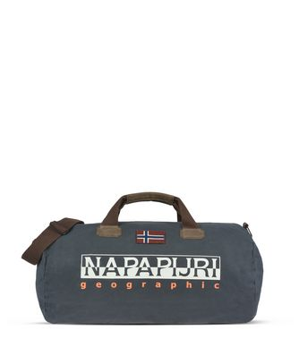 NAPAPIJRI BERING  TRAVEL BAG,LEAD