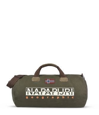 NAPAPIJRI BERING  TRAVEL BAG,MILITARY GREEN