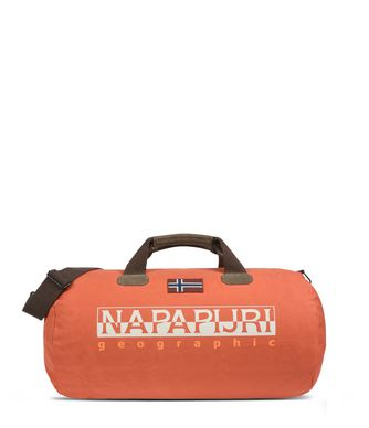 NAPAPIJRI BERING  TRAVEL BAG,RUST