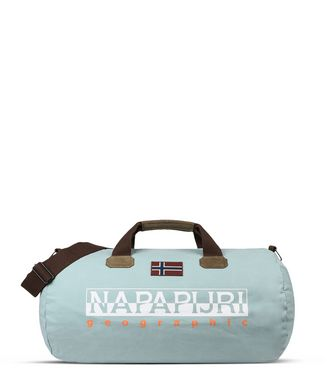 NAPAPIJRI BERING  TRAVEL BAG,LIGHT GREEN