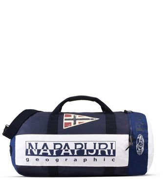 NAPAPIJRI EQUATOR  TRAVEL BAG,DARK BLUE
