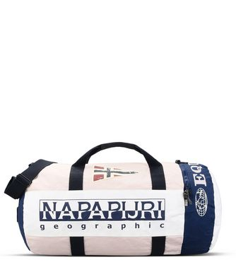 NAPAPIJRI EQUATOR  HOLDALL,LIGHT PINK