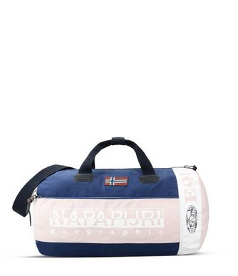 NAPAPIJRI SAROV  TRAVEL BAG,BLUE