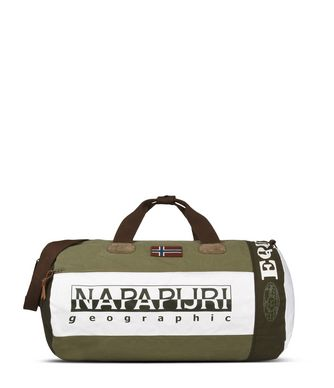 NAPAPIJRI SAROV  TRAVEL BAG,MILITARY GREEN