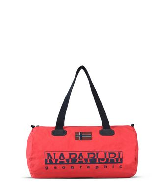NAPAPIJRI BERING SMALL  TRAVEL BAG,RED
