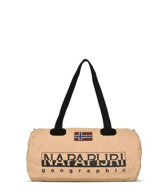NAPAPIJRI BERING SMALL  TRAVEL BAG,SAND