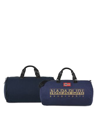 NAPAPIJRI BERING REVERSIBLE  TRAVEL BAG,DARK BLUE