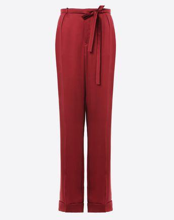 VALENTINO Trousers D PB3RB2263Q3 0X1 f