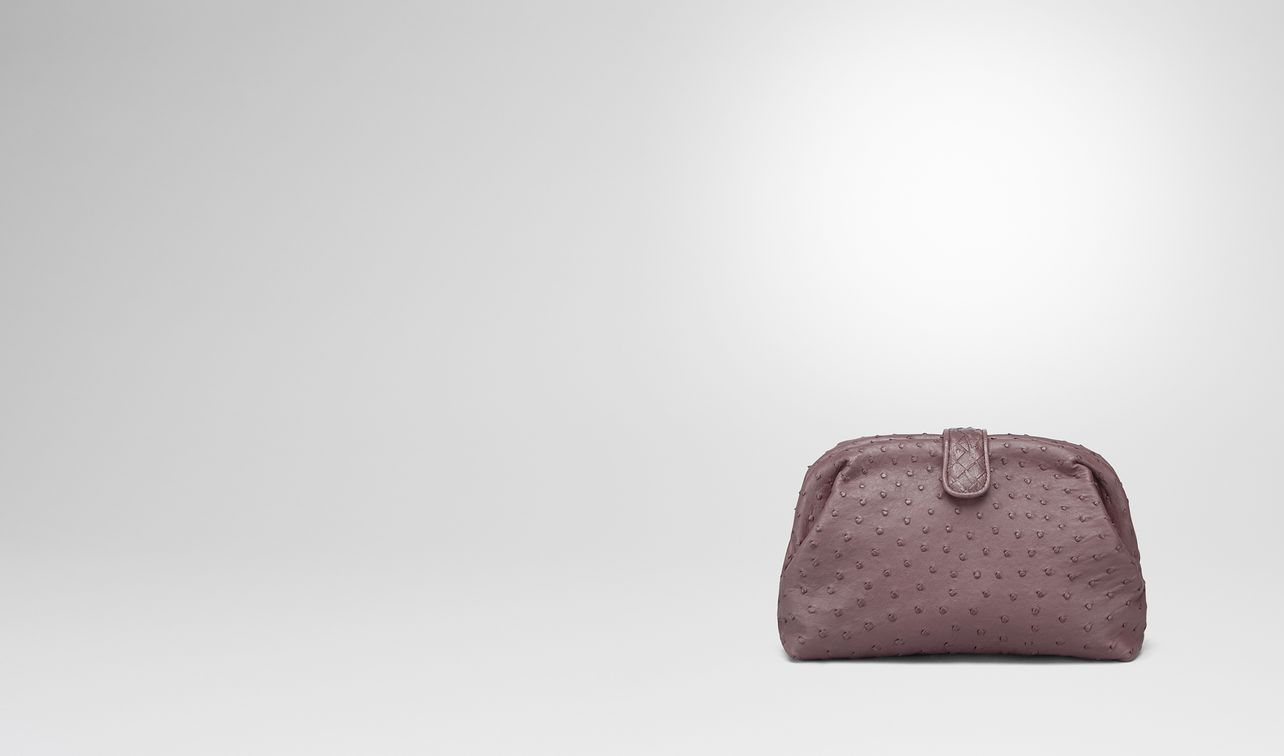 glicine ostrich the lauren 1980 clutch landing