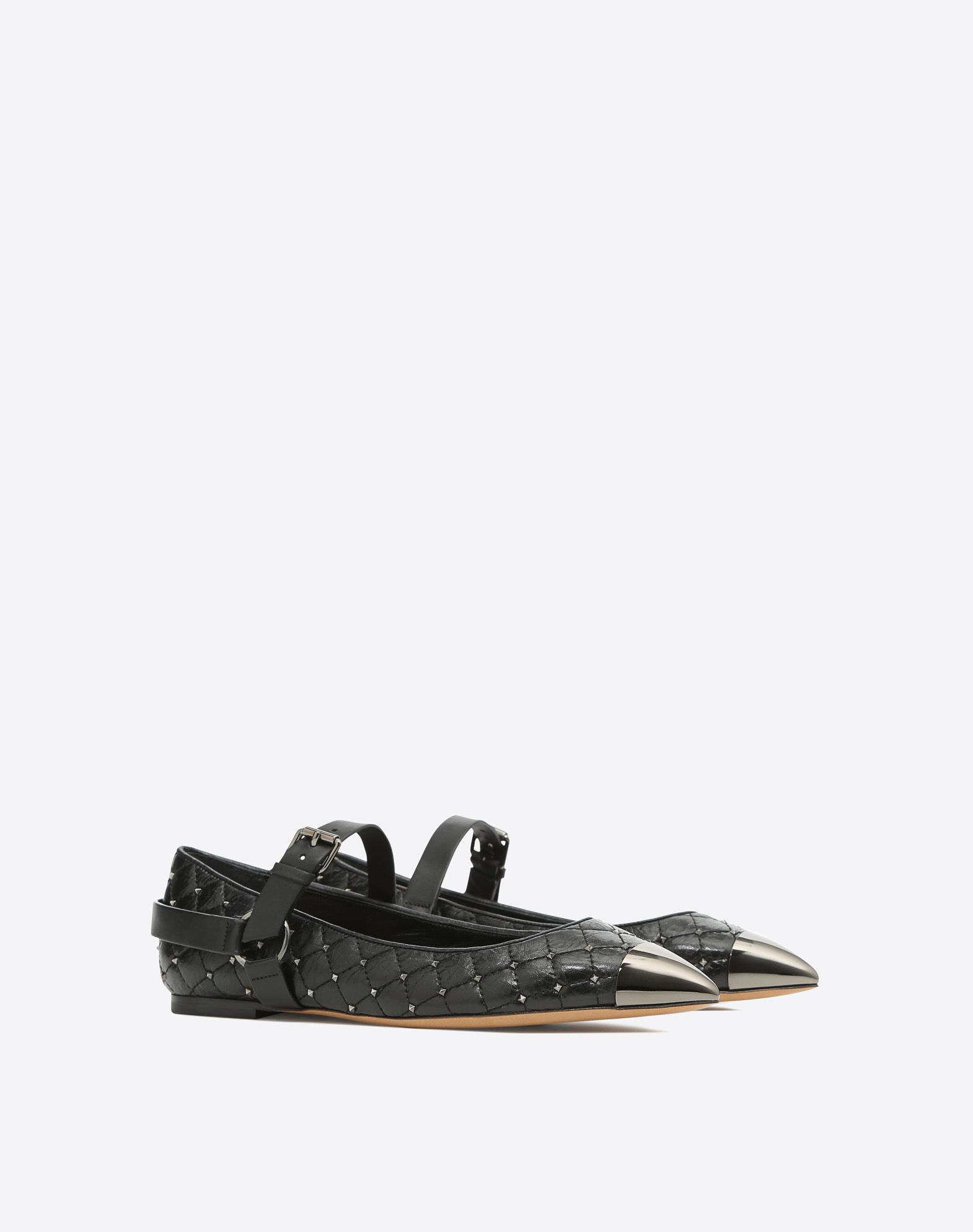 Valentino Quilted Rockstud Flats outlet in China cheap wide range of Hkyj5KHkBi