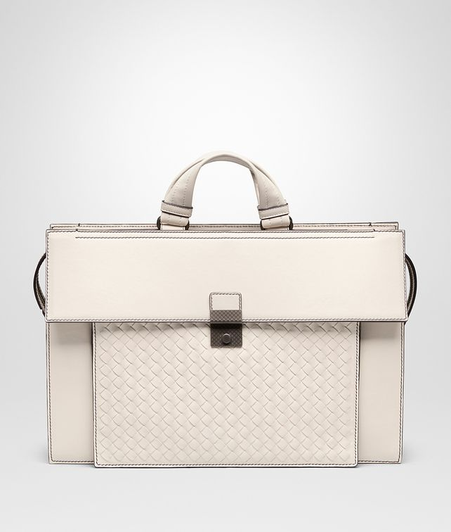 BOTTEGA VENETA MIST NAPPA BRIEFCASE Business bag U fp